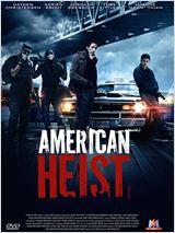 American Heist FRENCH DVDRIP x264 2015