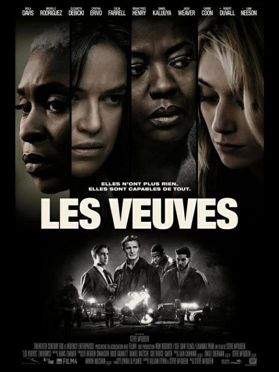 Les Veuves (Widows) VOSTFR DVDSCR 2018