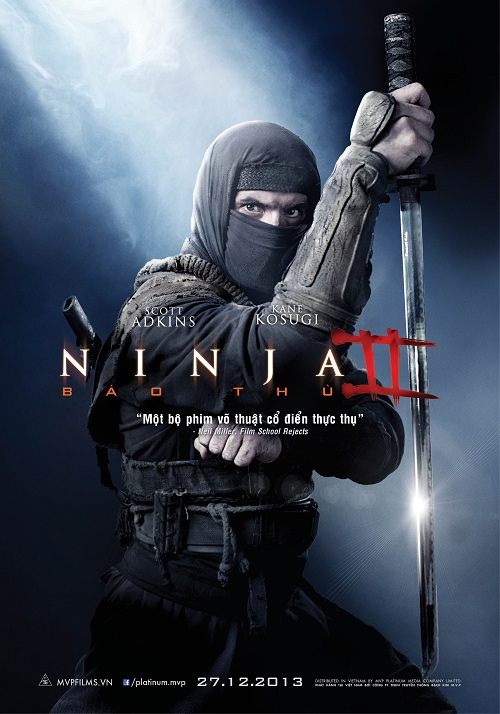 Ninja 2 Shadow Of a Tear FRENCH BluRay 1080p 2014