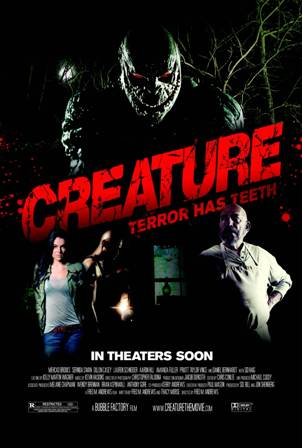 Creature FRENCH DVDRIP 2011