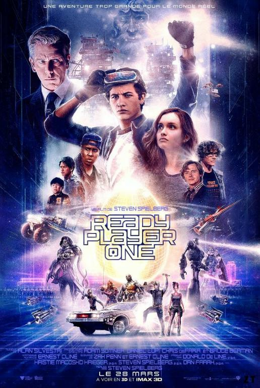 Ready Player One FRENCH DVDRIP 2018