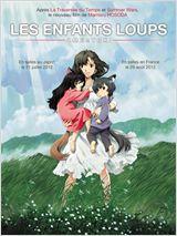 Les Enfants Loups, Ame & Yuki FRENCH DVDRIP 2012