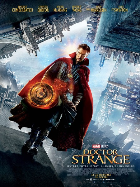 Doctor Strange FRENCH DVDRIP x264 2017