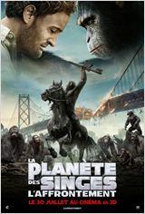 La Planète des singes : l'affrontement VOSTFR DVDRIP 2014