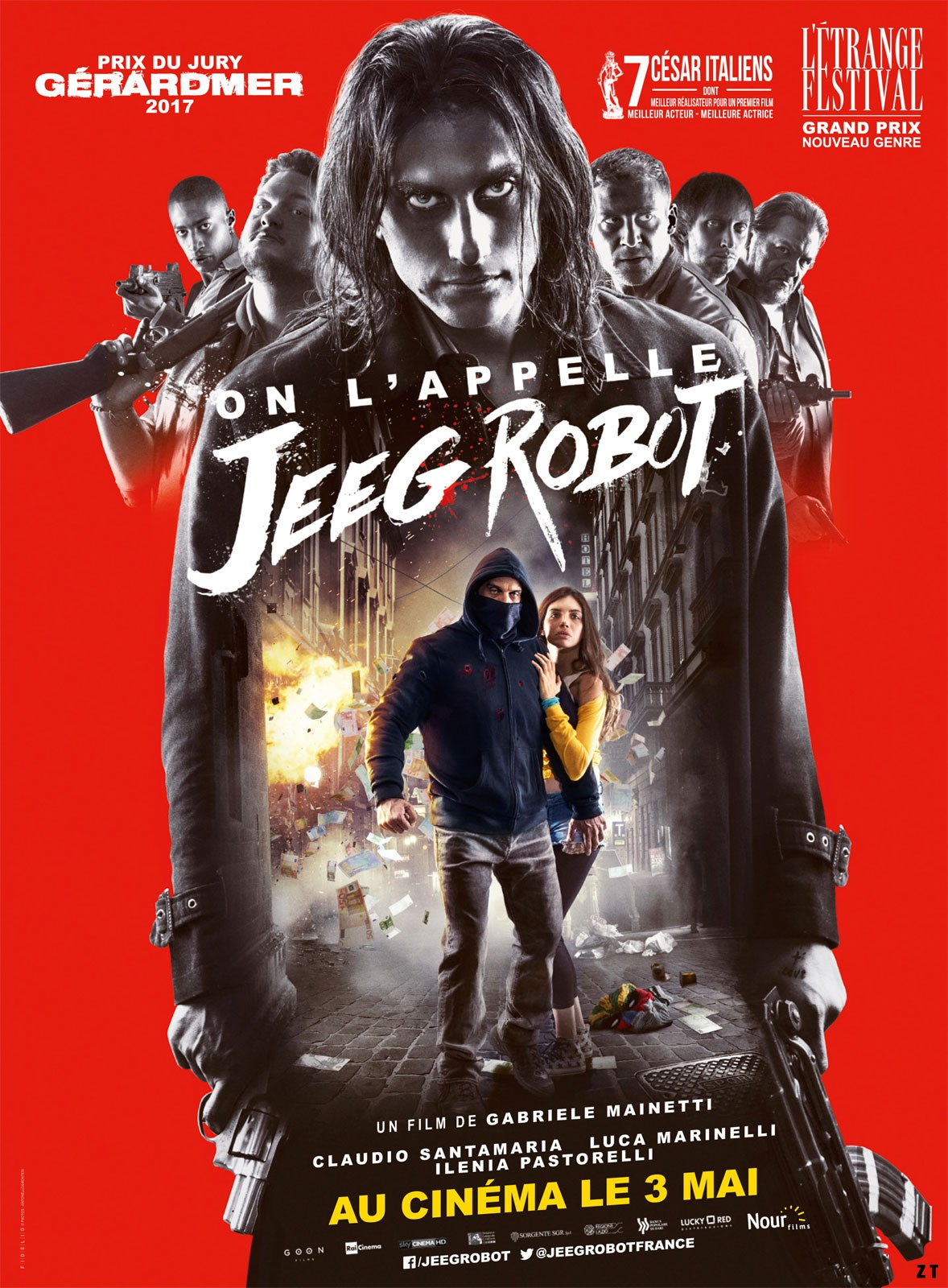 On l'appelle Jeeg Robot FRENCH BluRay 720p 2017