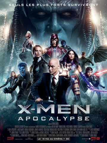 X-Men: Apocalypse PROPER FRENCH Bluray 720p 2016