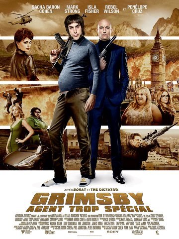 Grimsby - Agent trop spécial FRENCH DVDRIP x264 2016