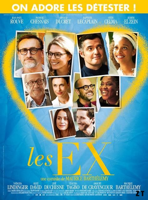 Les Ex FRENCH WEBRIP 2017