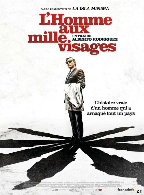 L'Homme Aux Mille Visages FRENCH WEBRIP 720p 2018