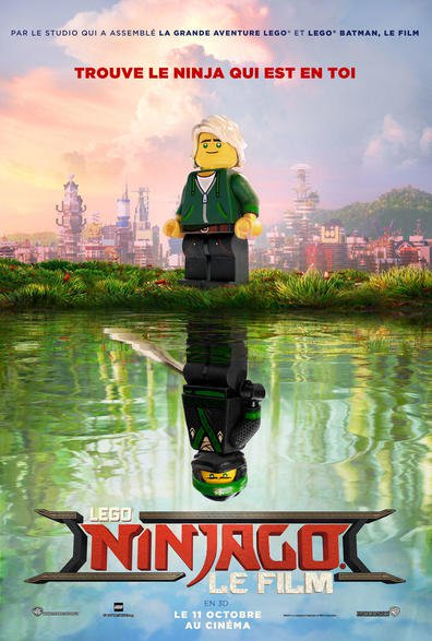LEGO Ninjago : Le Film FRENCH DVDRIP 2017