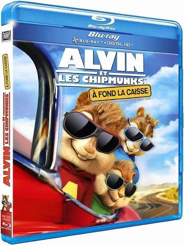 Alvin et les Chipmunks - A fond la caisse FRENCH BluRay 1080p 2016