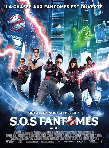 S.O.S. Fantômes FRENCH DVDRIP 2016