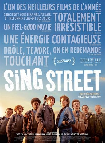 Sing Street FRENCH DVDRIP x264 2017