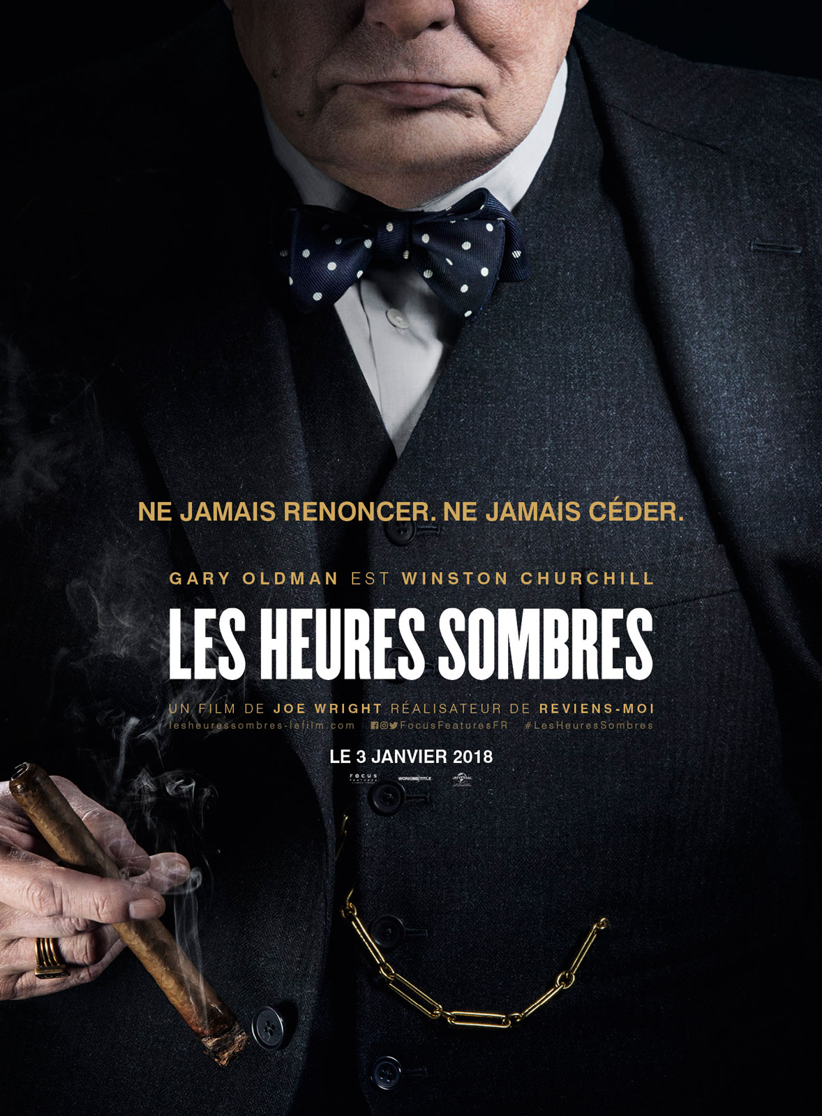 Les heures sombres FRENCH DVDRIP 2018
