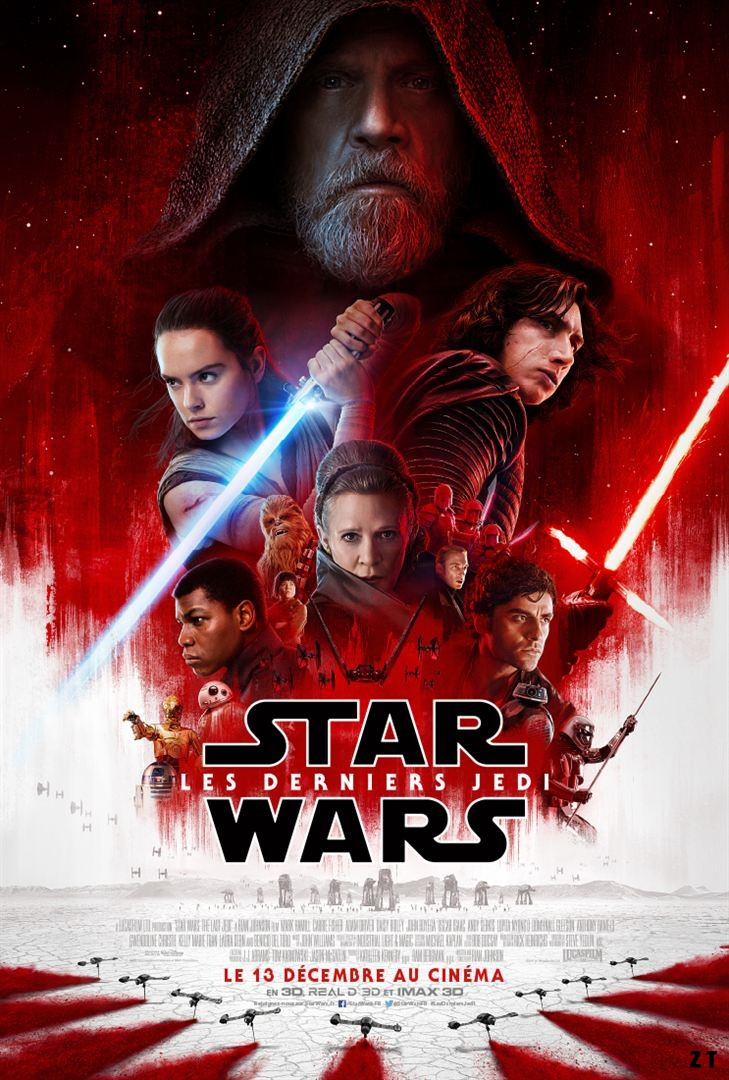 Star Wars 8 - Les Derniers Jedi FRENCH BluRay 1080p 2017