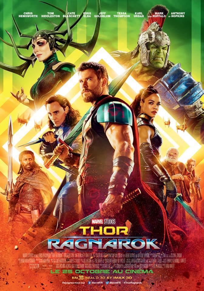 Thor : Ragnarok FRENCH DVDRIP x264 2017