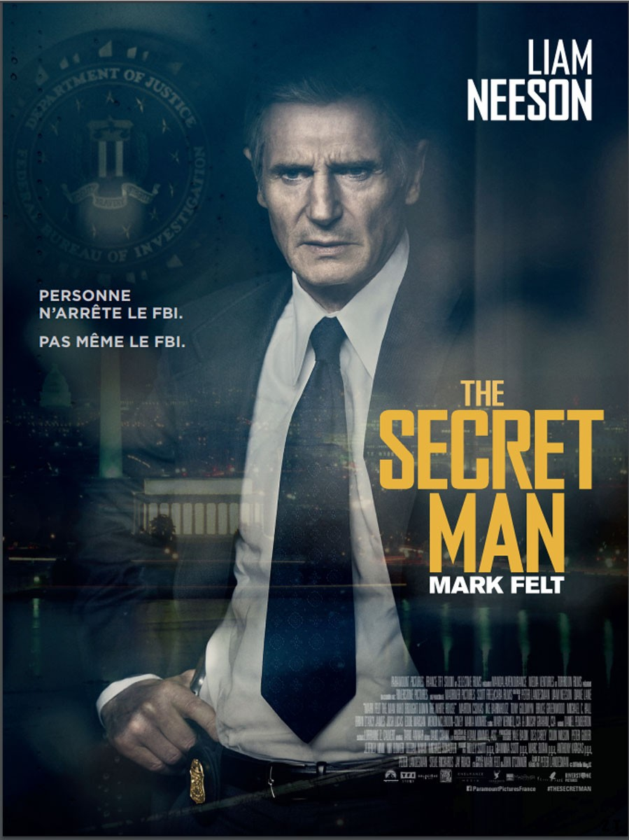 The Secret Man - Mark Felt FRENCH BluRay 720p 2018