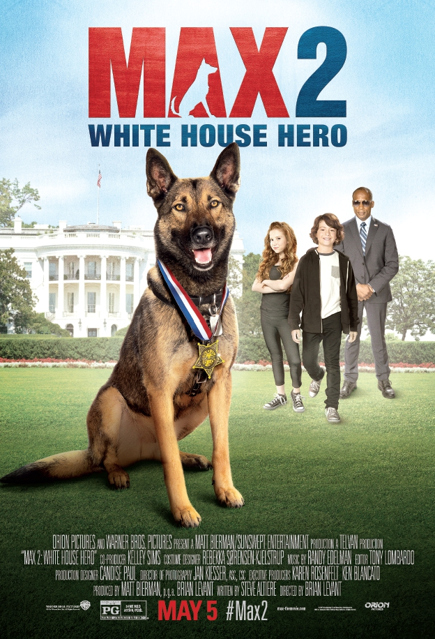 Max 2: White House Hero FRENCH DVDRIP 2017