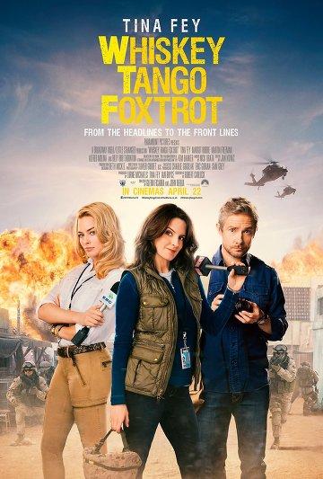 Whiskey Tango Foxtrot FRENCH DVDRIP x264 2016