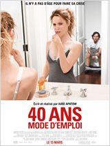 40 ans : mode d'emploi FRENCH DVDRIP 1CD 2013