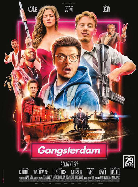 Gangsterdam FRENCH BluRay 720p 2017