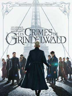 Les Animaux fantastiques : Les crimes de Grindelwald FRENCH DVDSCR 720p 2018