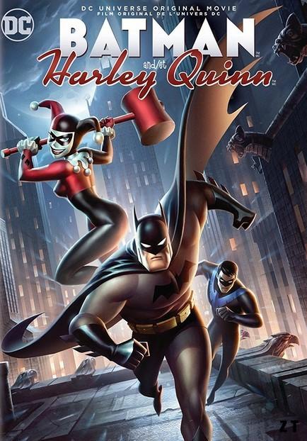 Batman And Harley Quinn FRENCH BluRay 1080p 2017