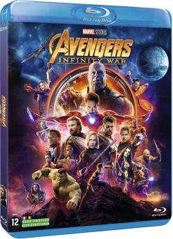 Avengers 3 : Infinity War FRENCH DVDRIP x264 2018