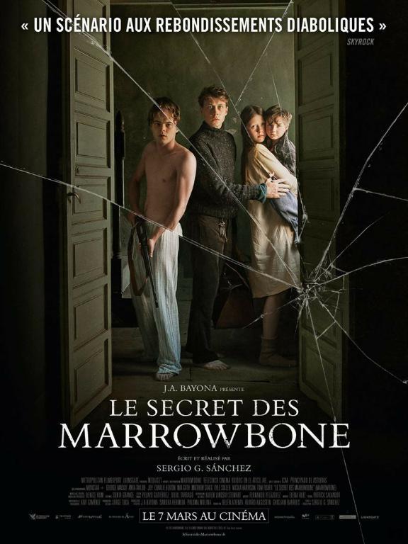 Le Secret des Marrowbone FRENCH BluRay 720p 2018