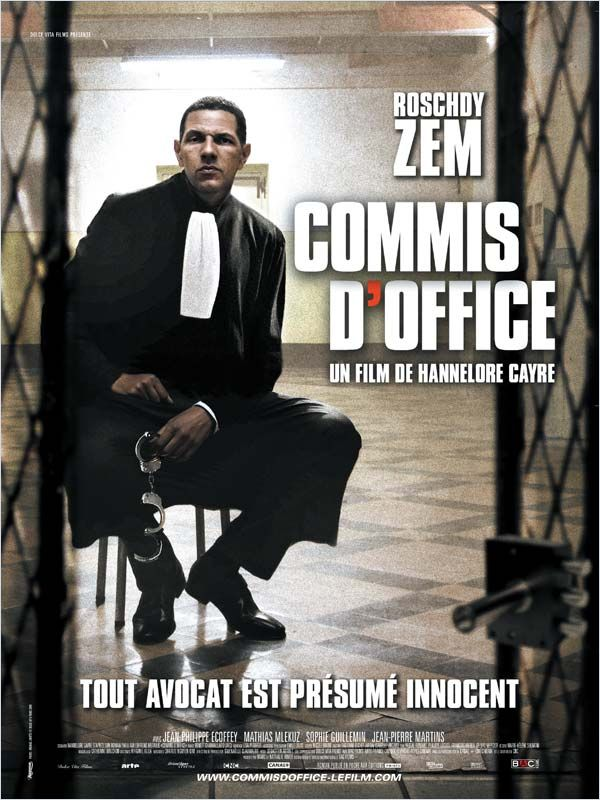 Commis d'office DVDRIP FRENCH 2009