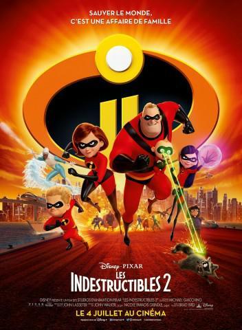 Les Indestructibles 2 FRENCH WEBRIP 1080p 2018