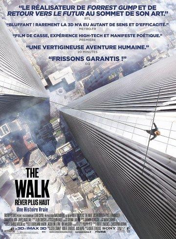 The Walk – Rêver Plus Haut FRENCH BluRay 720p 2015