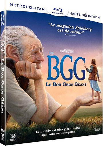 Le BGG – Le Bon Gros Géant FRENCH BluRay 1080p 2016