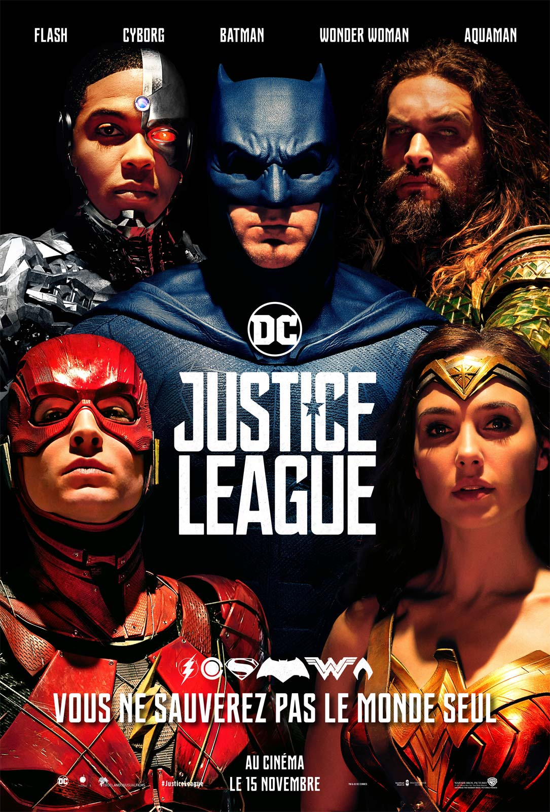 Justice League FRENCH BluRay 720p 2017