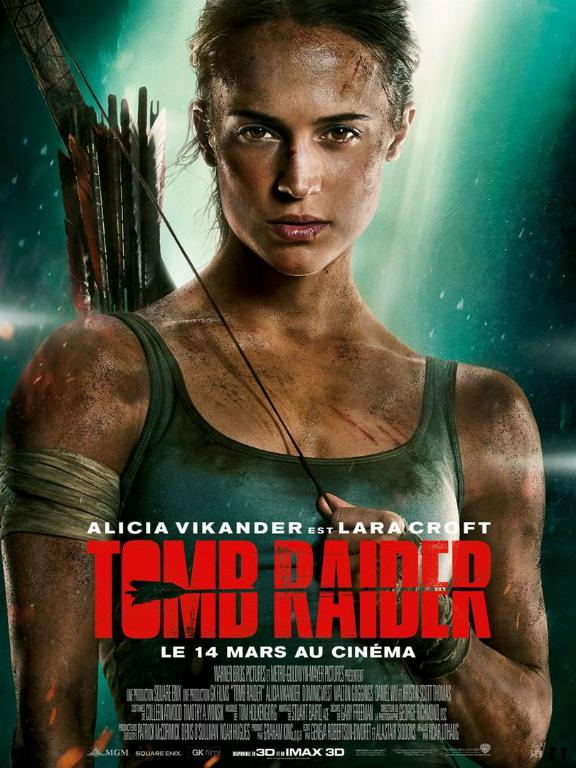 Tomb Raider TRUEFRENCH DVDRIP 2018