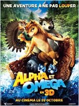 Alpha & Omega - 3D FRENCH DVDRIP 2010