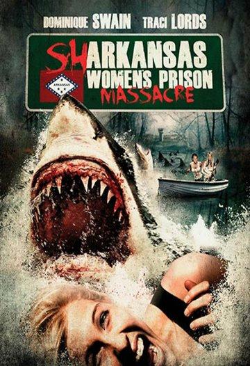 Sharkansas Women's Prison Massacre VOSTFR DVDRiP x264 2015