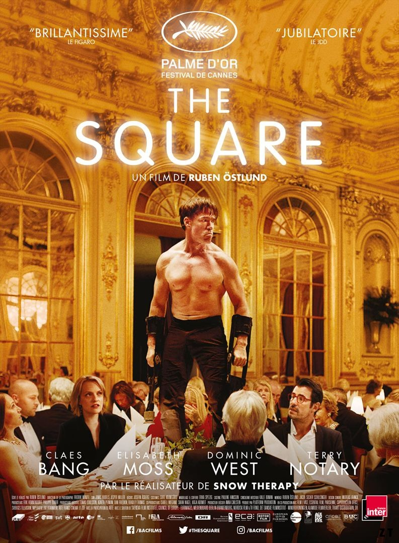 The Square FRENCH WEBRIP 1080p 2018