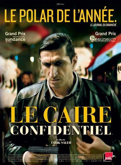 Le Caire Confidentiel FRENCH BluRay 720p 2017