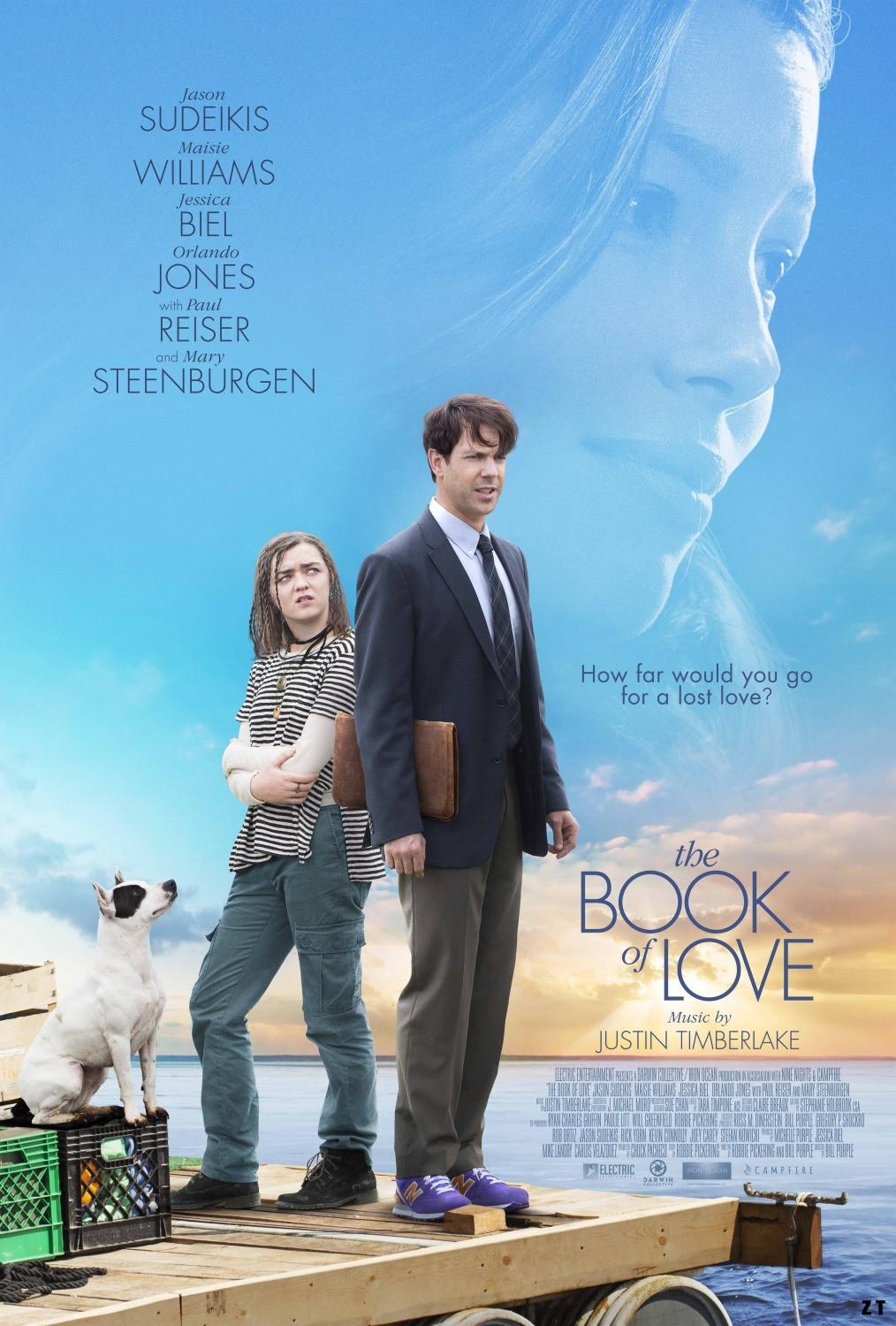 The Book Of Love FRENCH DVDRIP 2017