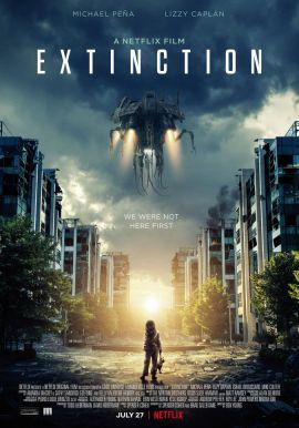 Extinction VOSTFR WEBRIP 2018