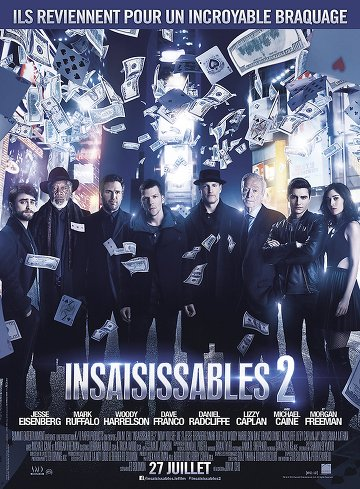 Insaisissables 2 FRENCH DVDRIP x264 2016
