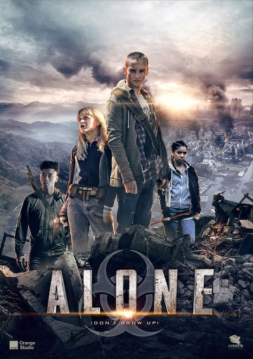 Alone FRENCH DVDRIP 2016
