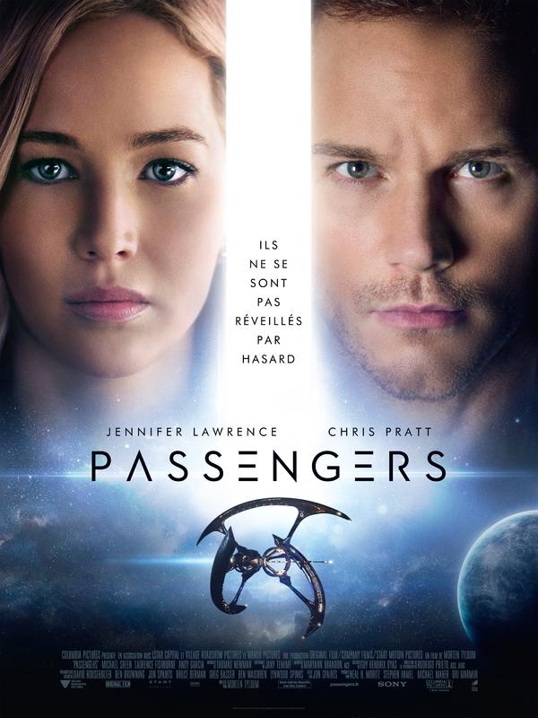Passengers FRENCH DVDRIP x264 2017