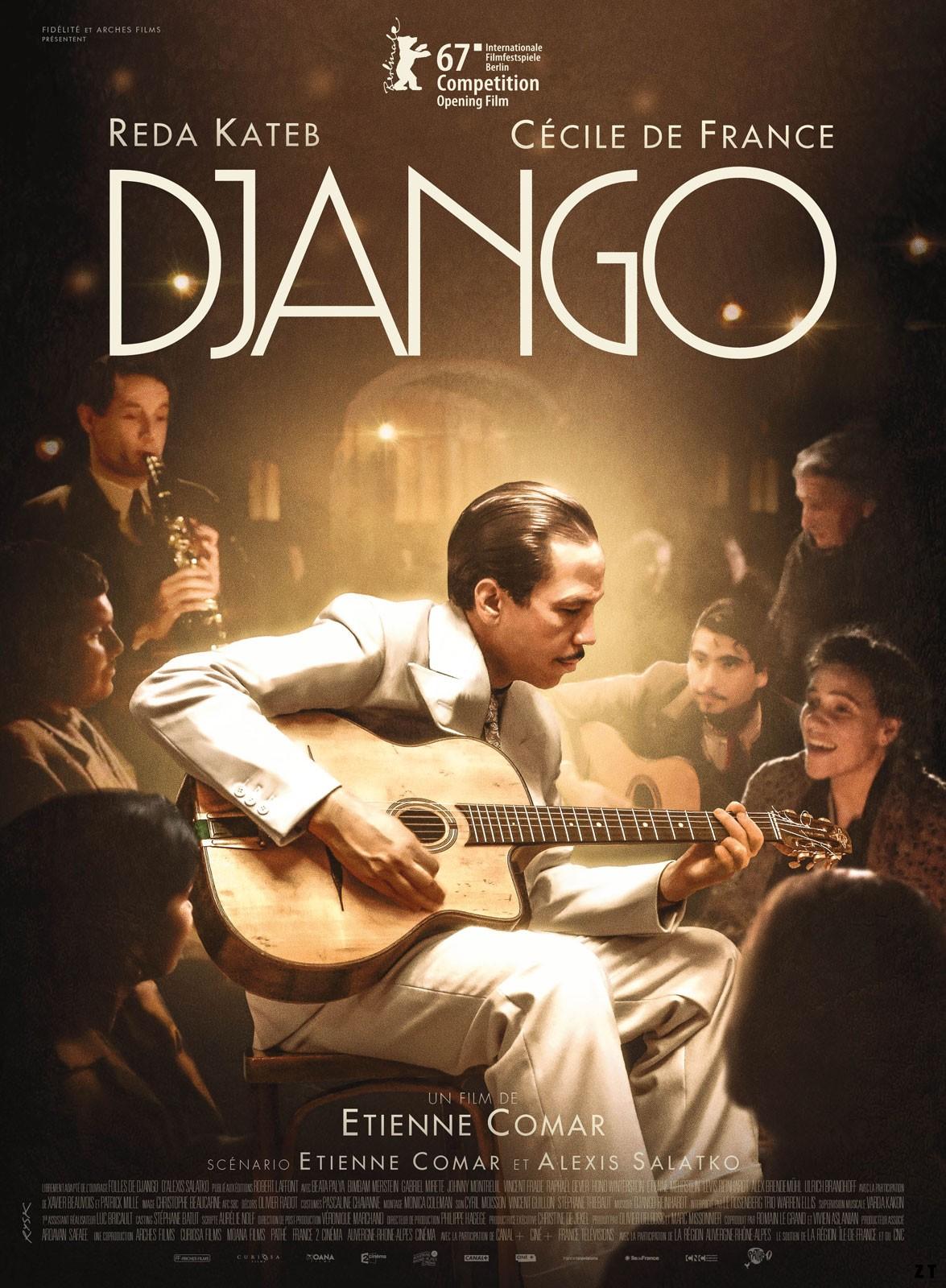 Django FRENCH BluRay 720p 2017