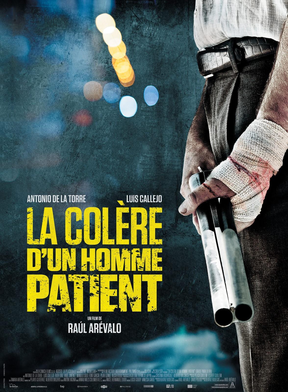 La Colère d'un homme patient FRENCH BluRay 720p 2017