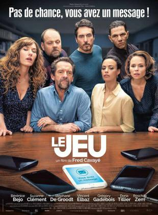 Le Jeu FRENCH WEBRIP 1080p 2018