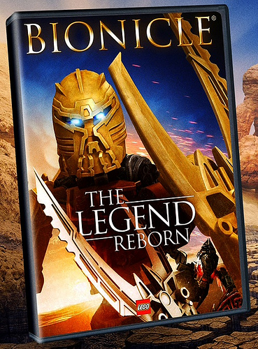 Bionicle The Legend Reborn STV FRENCH 2009