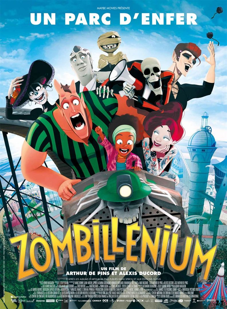Zombillenium FRENCH BluRay 1080p 2018