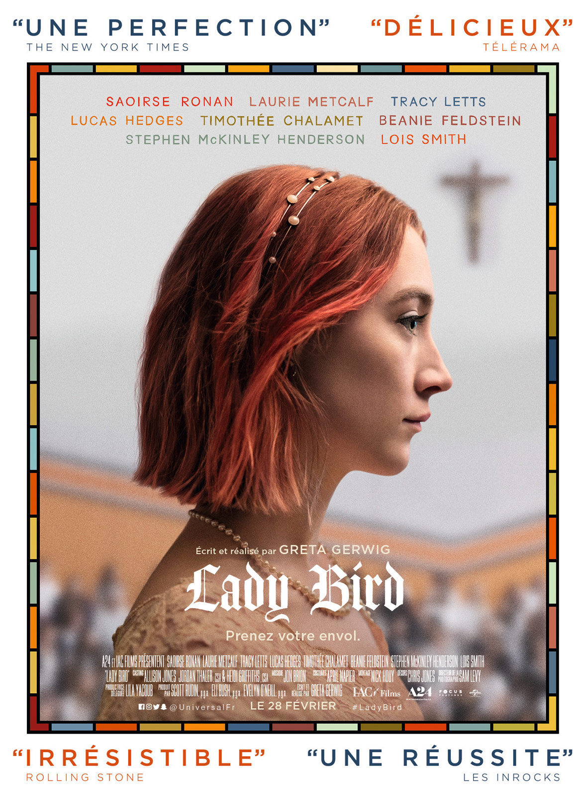 Lady Bird FRENCH WEBRIP 1080p 2017